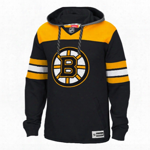 Boston Bruins Nhl Team Jersey Speedwick Hoodie