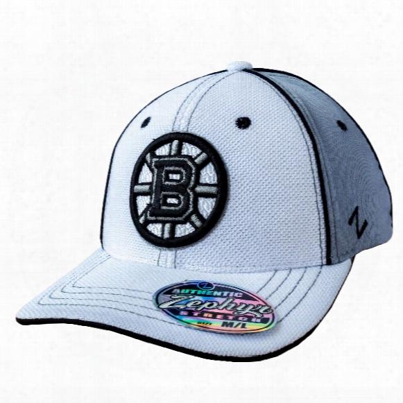 Boston Bruins Zephyr Ghost Ii Cap