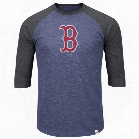 Boston Red Sox Grueling Ordeal 3 Quarter Sleeve T-shirt