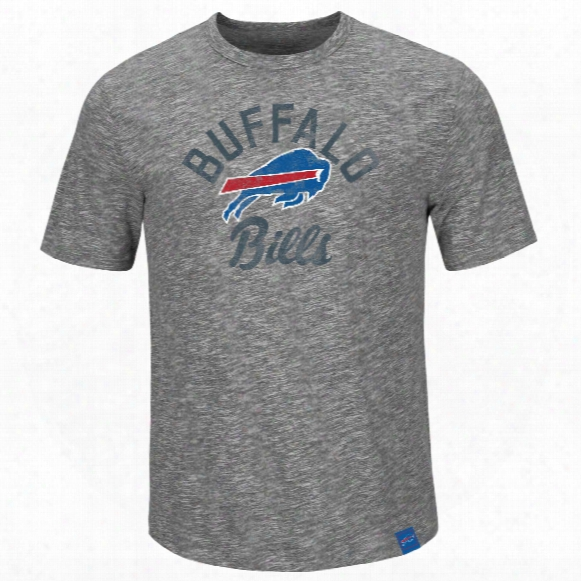 Buffalo Bills Hyper Classic Nfl Slub T-shirt