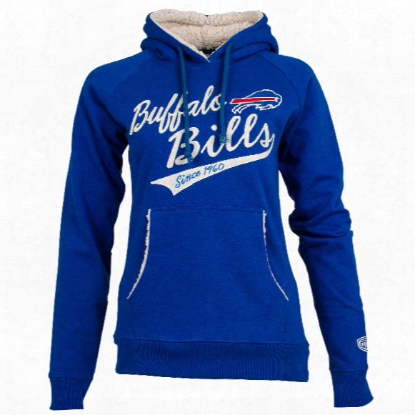 Buffalo Bills Nfl Women's Flair Hoodie