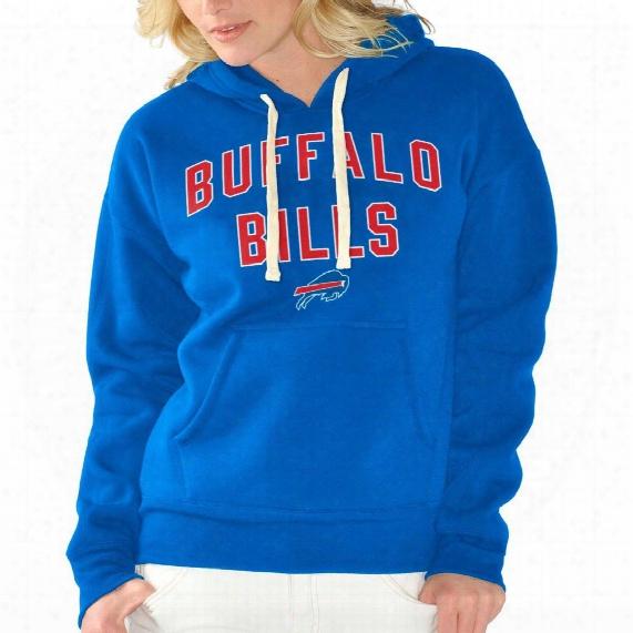 Buffalo Bills Women's Championship Pullover Hoodie