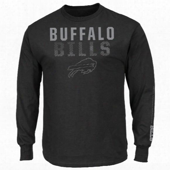 Buffalo Bills Written Permission Long Sleeve Nfl T-shirt (black)