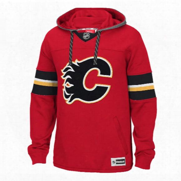 Calgary Flames Nhl Team Jersey Speedwick Hoodie