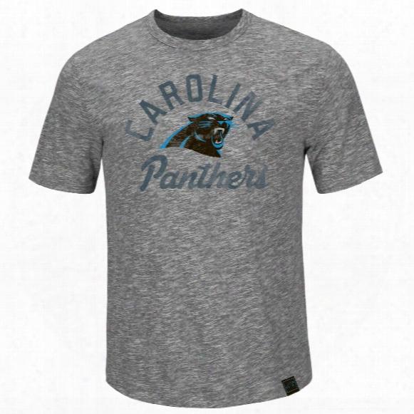 Carolina Panthers Hyper Classic Nfl Slub T-shirt