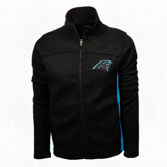 Carolina Panthers Nfl Transitional Full Zip Jacket