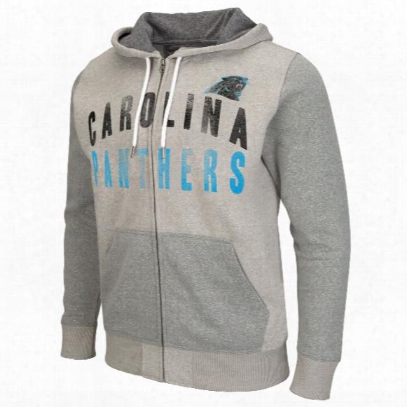 Carolina Panthers Safety Full Zip Hoodie