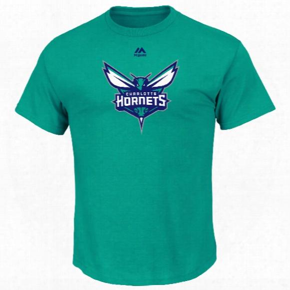 Charlotte Horne Ts Primary Logo Nba T-shirt