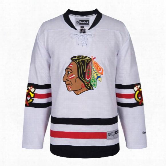 Chicago Blackhawks 2017 Nhl Winter Classic Premier Replica Jersey