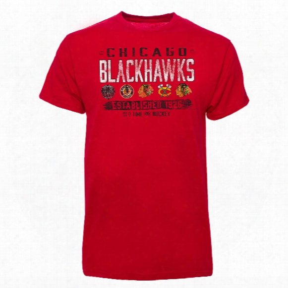 Chicago Blackhawks Evolve T-shirt