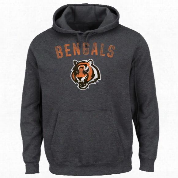 Cincinnati Bengals Nfl 2016 Kick Return Hoodie (charcoal)