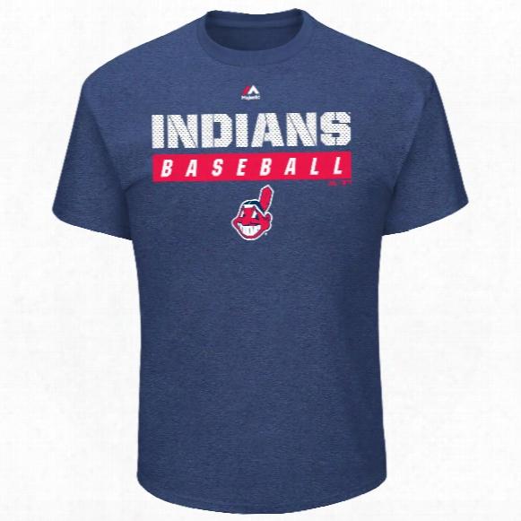 Cleveland Indians Proven Pastime T-shirt