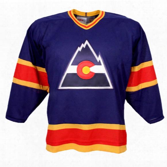 Colorado Rockies Vintage Replica Jersey 1981 (away)