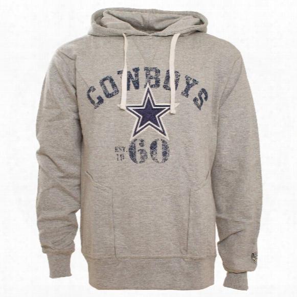 Dallas Cowboys Nfl The Ring Established Hoodie