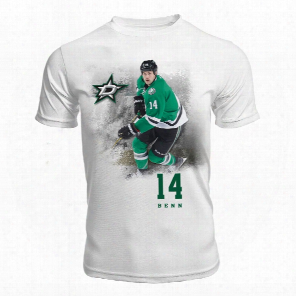 Dallas Stars Jamie Benn Fx Highlight Reel Kewl-dry T-shirt