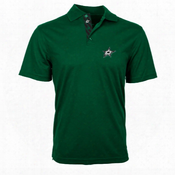 Dallas Stars Omaha Skate Lace Polo