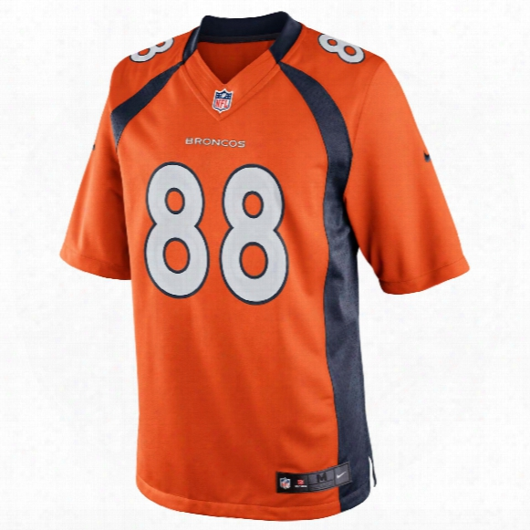 Denver Broncos Demaryius Thomas Nfl Nike Limited Team Jersey