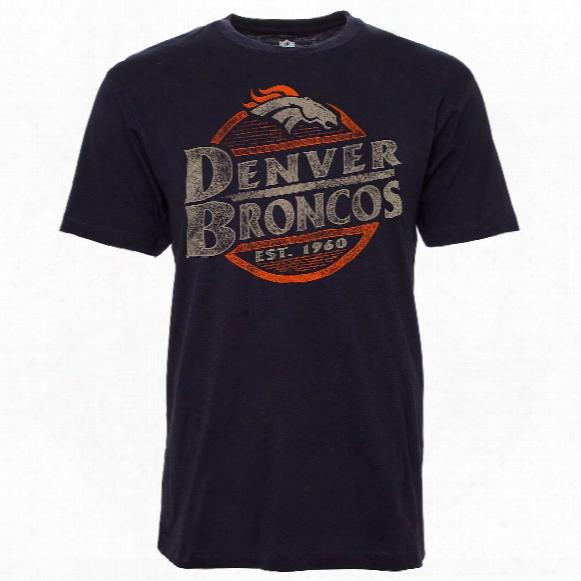 Denver Broncos Nfl Coil T-shirt