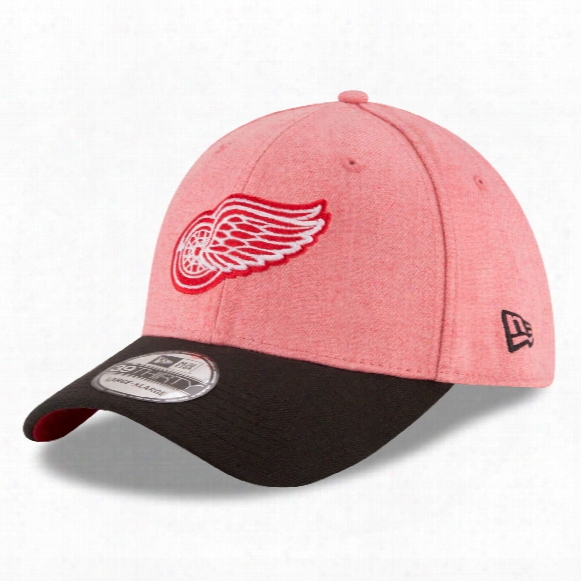 Detroit Red Wings Change Up Classic Heather 39thirty Cap