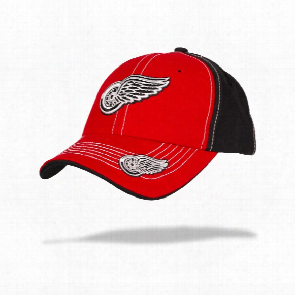Detroit Red Wings Youth Kade Stretch Cap