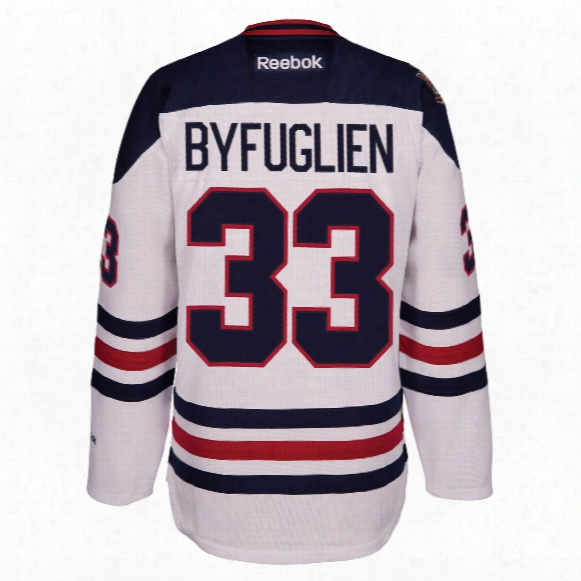Dustin Byfuglien Winnipeg Jets 2016 Nhl Heritage Classic Premier Replica Jersey