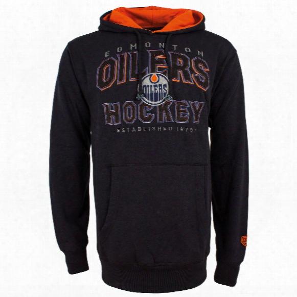 Edmonton Oilers Nhl Blackops Hoodie