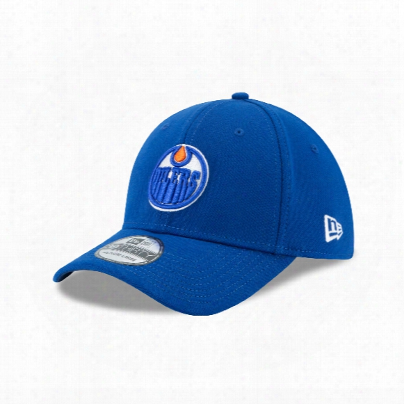 Edmonton Oilers Nhl Team Classic 39thirty Cap