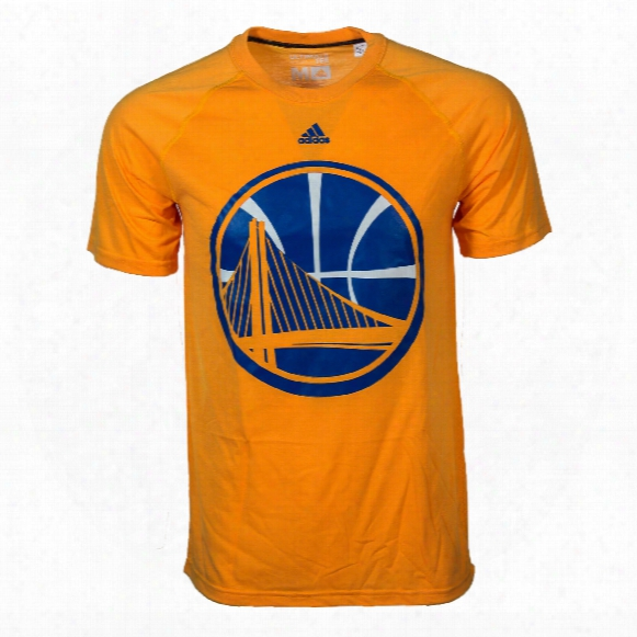 Golden State Warriors Adidas Nba Go To T-shirt