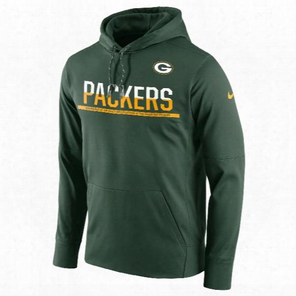 Green Bay Packers Nfl Circuit Po Hoodie