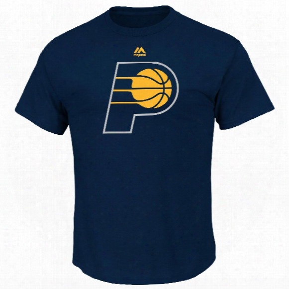 Indiana Pacers Primary Logo Nba T-shirt