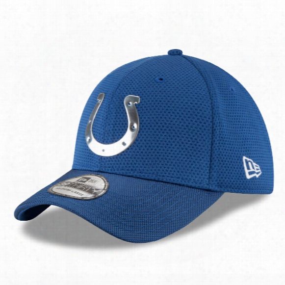 Indianapolis Colts 2016 Nfl On Field Color Rush 39thirty Cap
