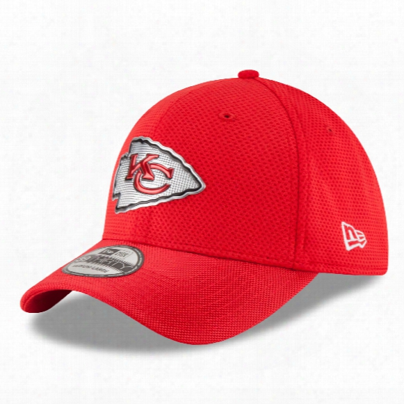 Kansas City Chiefs 2016 Nfl On Field Color Rush 39thirty Cap
