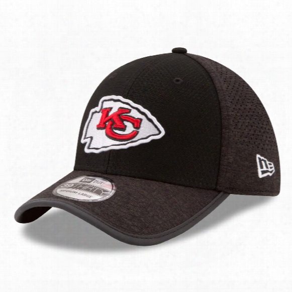 Kansas City Chiefs New Era 2017 Nfl  On Field Reverse Training 39thirty Hat