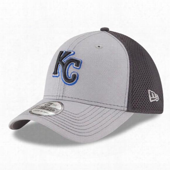 Kansas City Royals Mlb New Era Grayed Out Neo 2 39thirty Cap