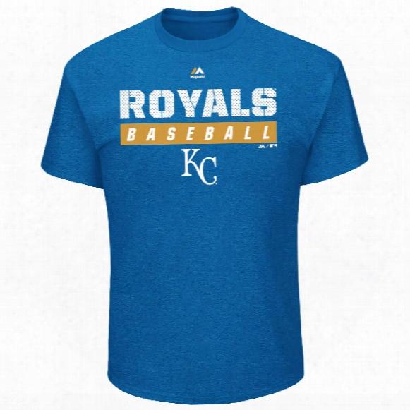 Kansas City Royals Proven Pastime T-shirt