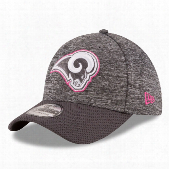 Los Angeles Rams 2016 Nfl Breast Cancer Awareness 39thirty Cap