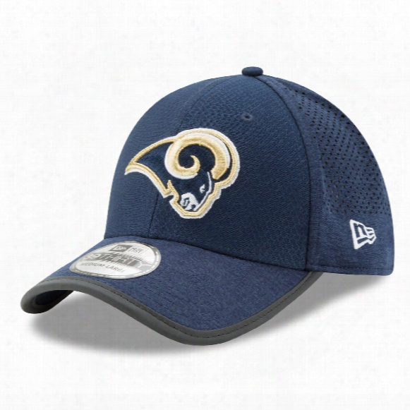Los Angeles Rams New Era 2017 Nfl On Field Training 39thirty Hat