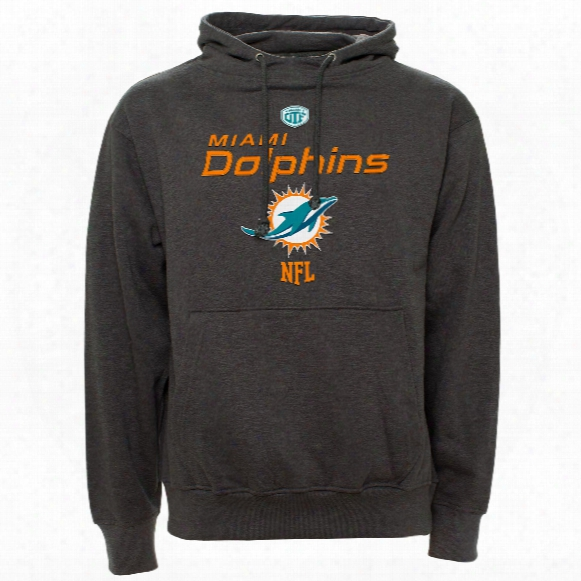 Miami Dolphins Nfl Formation Hoodie