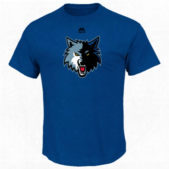 Minnesota Timberwolves Primary Logo Nba T-shirt