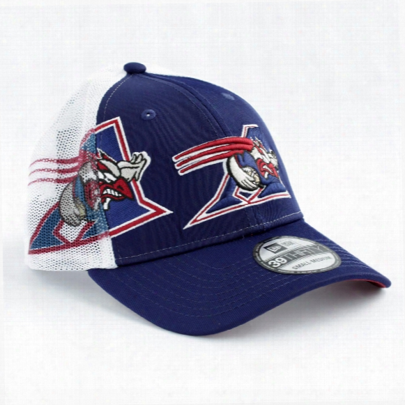 Montreal Alouettes Cfl Qb Sneak 39thirty Cap