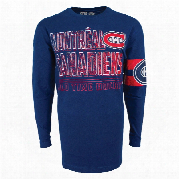 Montreal Canaddiens Bandit Long Sleeve T-shirt