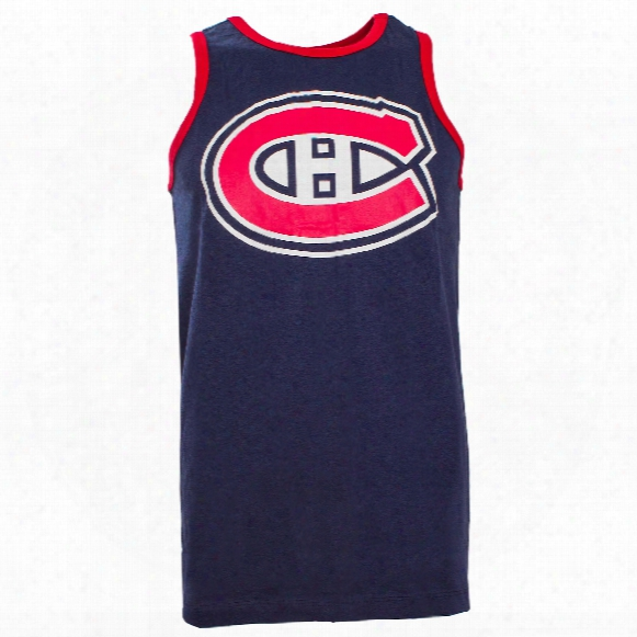 Montreal Canadiens Grind Team Color Tank Top