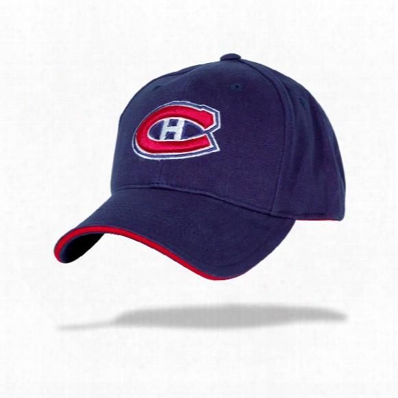 Montreal Canadiens Youth Replica Cap