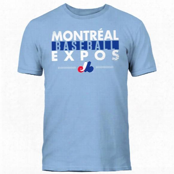 Montreal Expos Dugout T-shirt