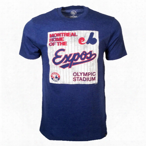 Montreal Expos Knockaround Club T-shirt