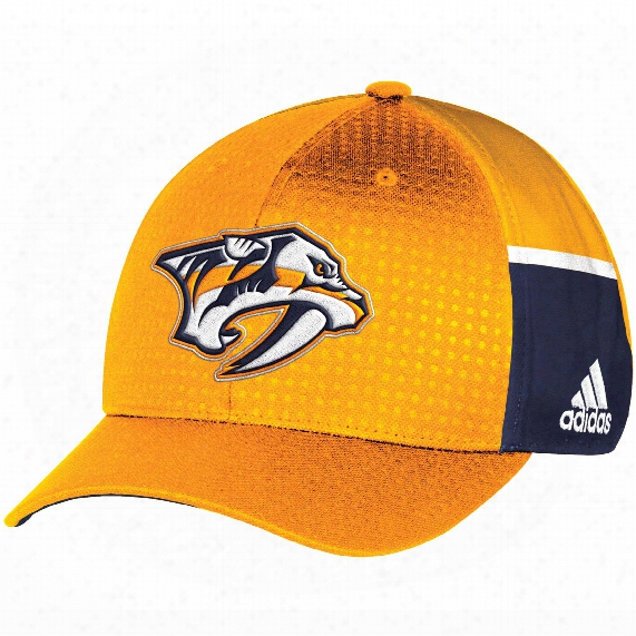 Nashville Predators Nhl 2017 Adidas Official Draft Day Cap