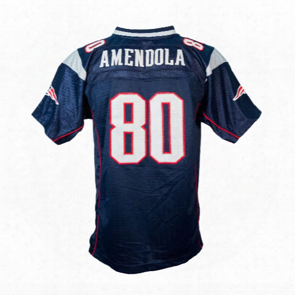 New England Patriots Danny Amendola Nfl Team Apparel Youth Limited Replica