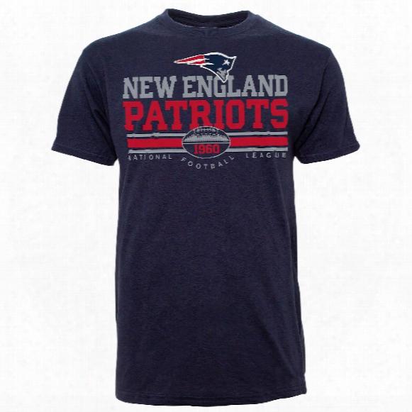 New England Patriots Nfl Gridlock T-shirt