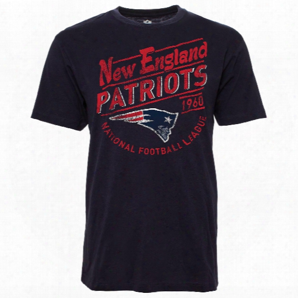 New England Patriots Nfl Journey T-shirt