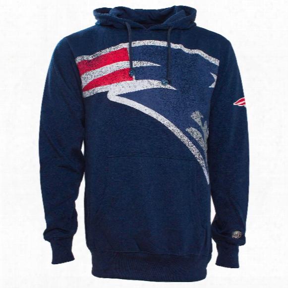 New England Patriots Nfl Nova Hoodie